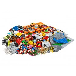 Kit Identidad y paisajes de Lego Serious Play