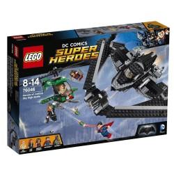 Héroes de la Justicia: combate aéreo
