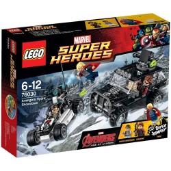 Los Vengadores VS. Hydra