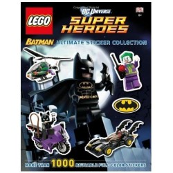 Batman ultimate sticker collection