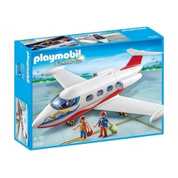Avión de Vacaciones