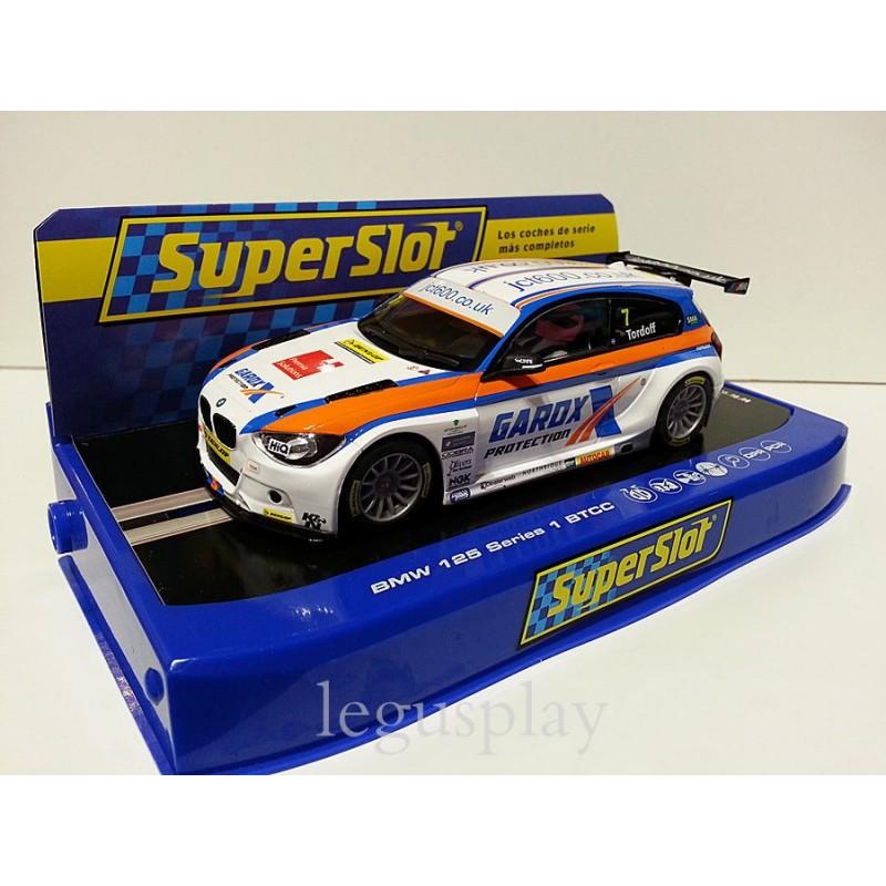SuperSlot H3735 BMW 125 Series 1 BTCC 2015 - Tordoff - Nº7