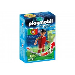 Jugador de Fútbol - Portugal