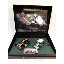 Mini Coopers Touring Car Legends 1964 ATCC Ltd. Ed