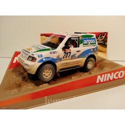 "Mitsubishi Pajero ""Argos"" Desert Dirt Nº207"