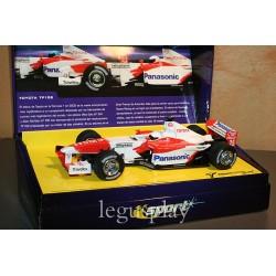 Toyota F1 2002 Nº25