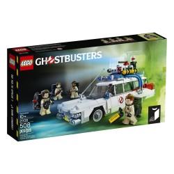 El Ecto-1 de los Ghostbusters
