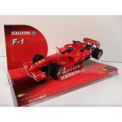 """Scalextric 6286 Ferrari F2007 """"Felipe Massa"""" Nº56286"""