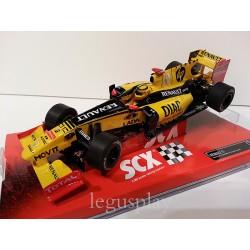 "SCX Scalextric A10024X300 Renault F1 2010 ""Kubica"" Nº11"