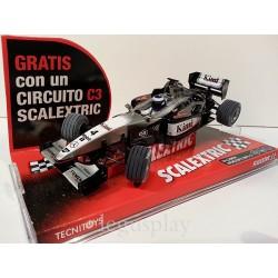 Scalextric 6193 McLaren Mercedes MP4-17 Raikkonen Nº4