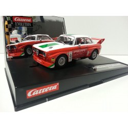 Evolution Alfa Romeo GTA Silhouette Race3
