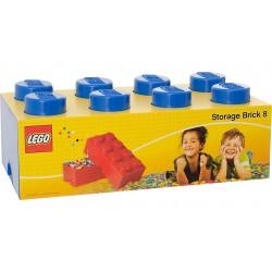 Ladrde almacenamiento azul de 8 espigas