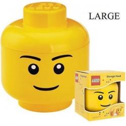 Cabeza de almacenamiento L  amarilla