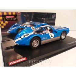 Porsche Carrera 6, Blue