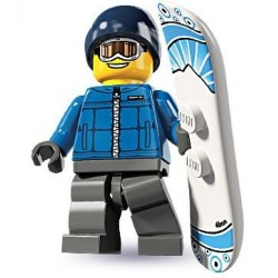 Snowboarder Guy