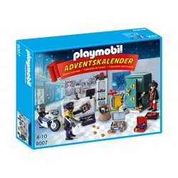 Calendario de Navidad Robo en  joyería