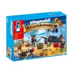 Calendario de Navidad Isla del Tesoro Pirata