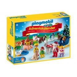 Calendario de Navidad en la Granja