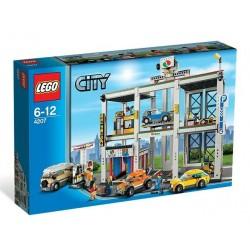 City Garage - Garaje Urbano