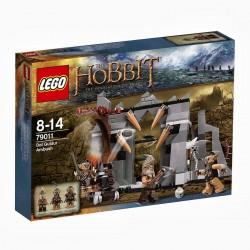 Emboscada en Dol Guldur