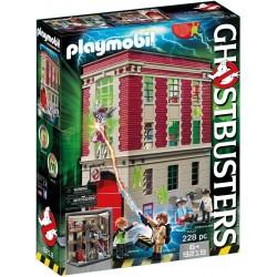 Cuartel Parque de Bomberos Ghostbusters