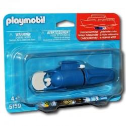 Motor submarino