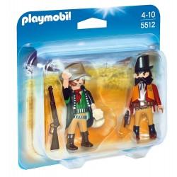 Duo Pack Sheriff y bandido