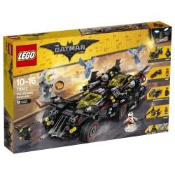 Batmóvil Mejorado