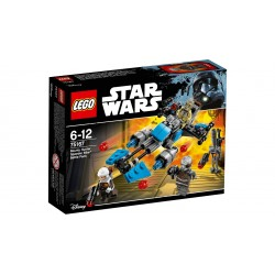 Lego 75167 Pack de Batalla: Speeder Bike de Bounty Hunter