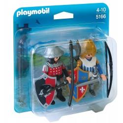 Duopack Caballeros Medievales