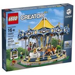 Lego 10257 Tiovivo