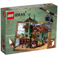 Lego 21310 Antigua tienda de pesca