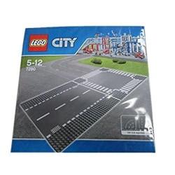 Lego 7280 - Placas rectas y placas de cruce