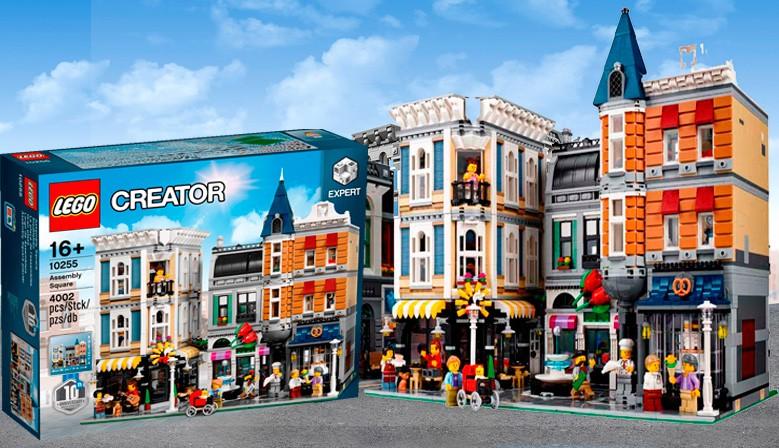 Lego 10255 - Gran Plaza