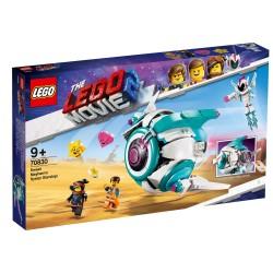 Lego 70830 Nave Systar de Dulce Caos