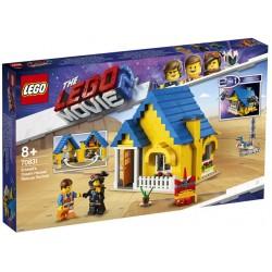 Lego 70831 Casa de los Sueños/Cohete de Rescate de Emmet