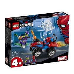 Lego 76133 Persecución en Coche de Spider-Man