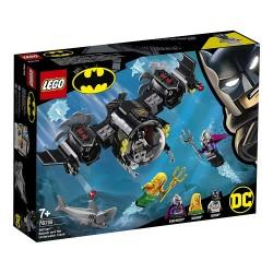 Lego 76116 Batsubmarino de Batman™ y el Combate Bajo el Agua
