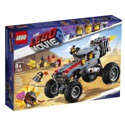 Lego 70829 - Buggy de Huida de Emmet y Lucy