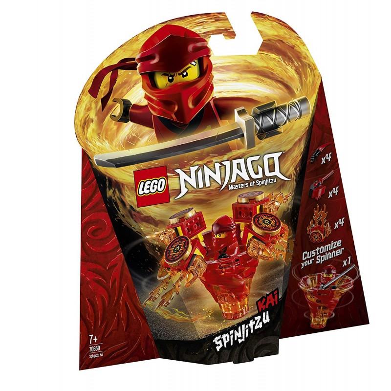 Lego 70659 Spinjitzu Kai