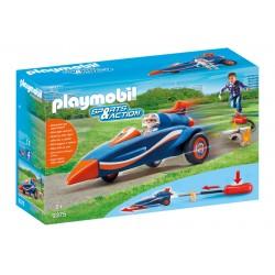 Playmobil 9375 Bólido con Propulsor