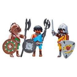 Playmobil 6590 3 Gladiadores