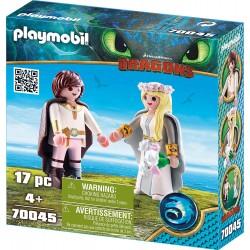 Playmobil 70045 Hipo y Astrid