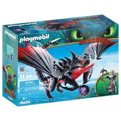Playmobil 70039 Aguijón Venenoso Y Crimmel
