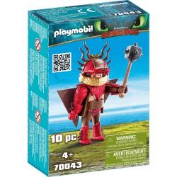 Playmobil 70043 Patán Mocoso con Traje Volador