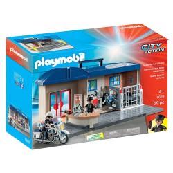 Playmobil 5689 Maletín Estación de Policía