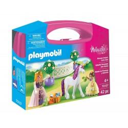 Playmobil 70107 Maletín Grande Princesas y Unicornio