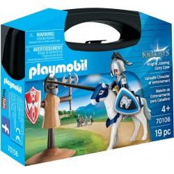 Playmobil 70106 Maletín de Entrenamiento para Caballero