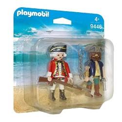 Playmobil 9446 Pirata y Soldado