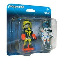 Playmobil 9448 Astronautas